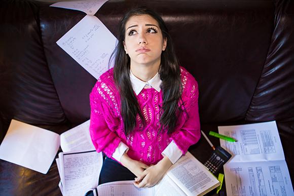 teen academic difficulties