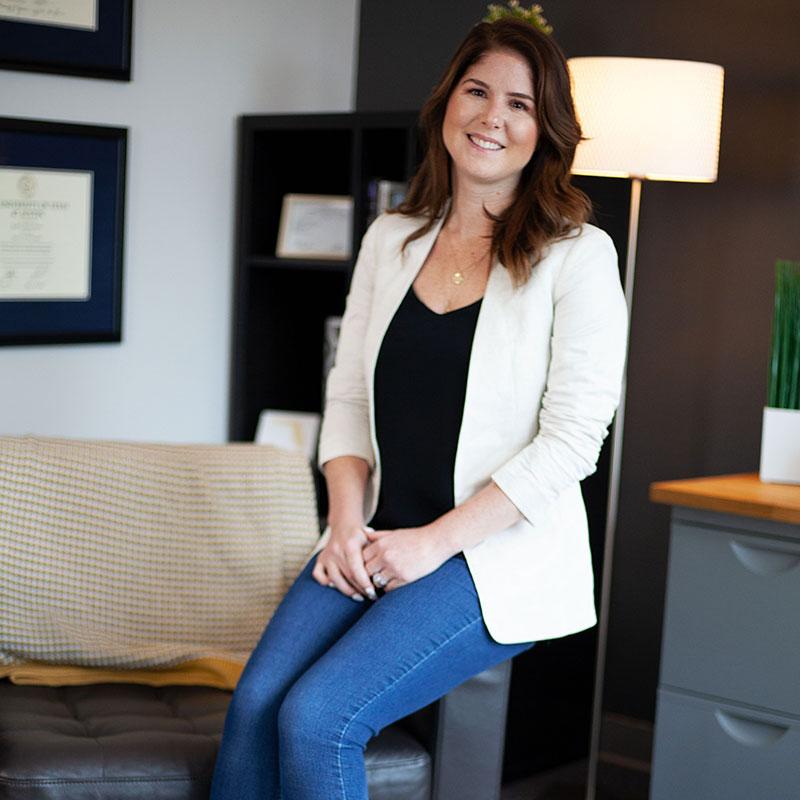 Dr. Samantha Winton Office Shot