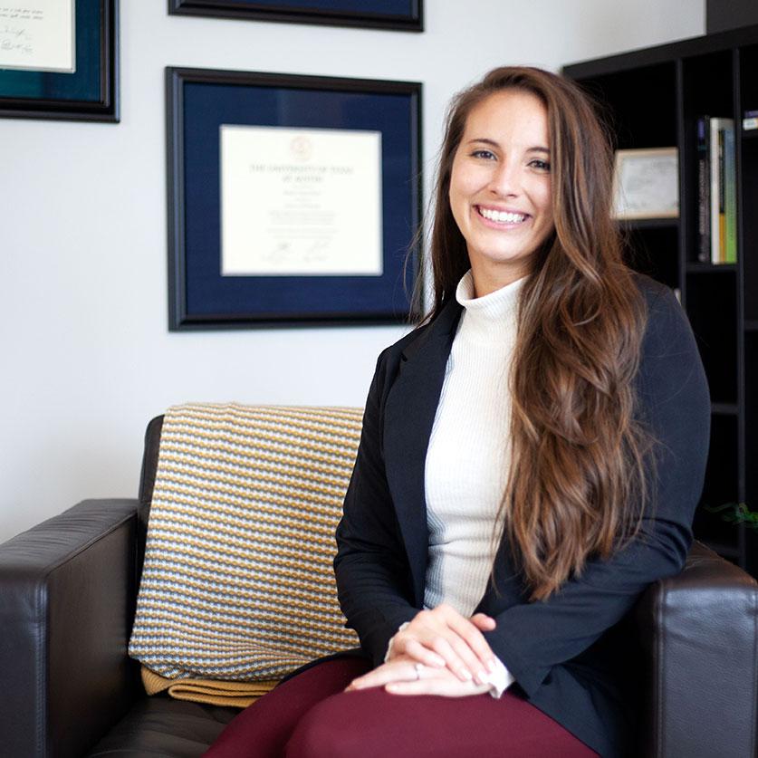 Dr. Kirsten Vadelund Office Shot